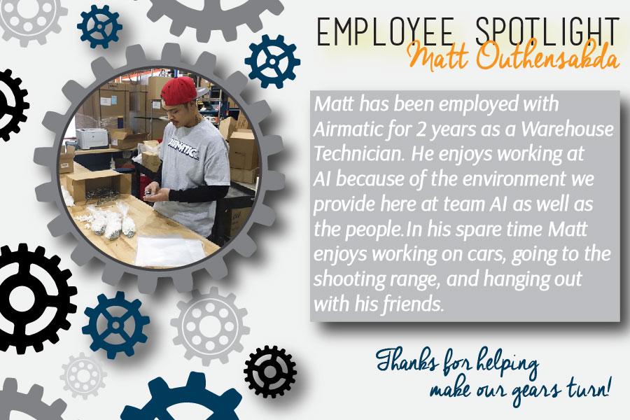 Employee Spotlight- Matt O-01-01